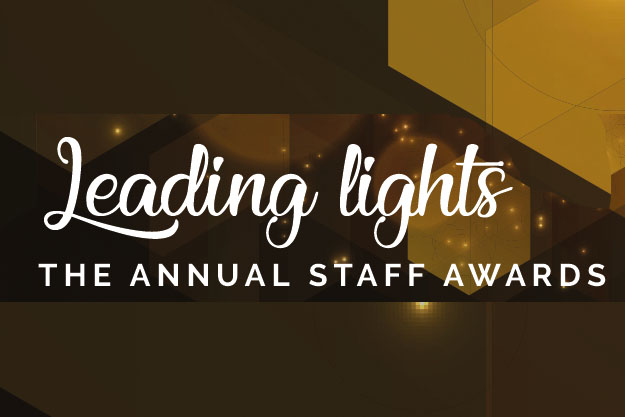 Introducing your staff awards shortlist