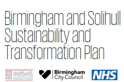 Publication of the Birmingham and Solihull Sustainability and Transformation Plan