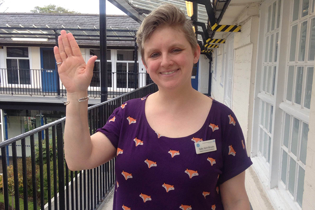 Deaf Awareness Week: a BSL welcome to ROH