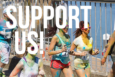 We need your help! Support Our Runners
