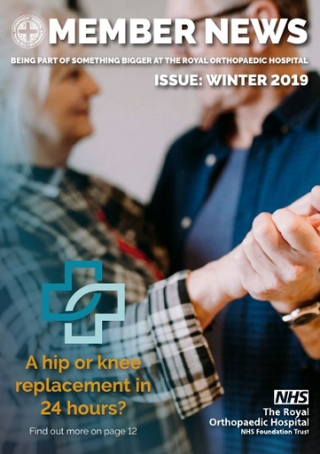 Member News Winter 2019 WEB VERSION