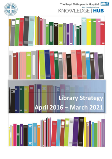 ROH library strategy 2016 2021